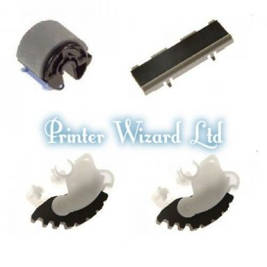 HP LaserJet 4650 Q3668A Paper Jam Repair Kit with fitting instructions